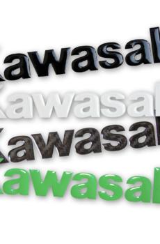 Adesivi resinati Kawasaki