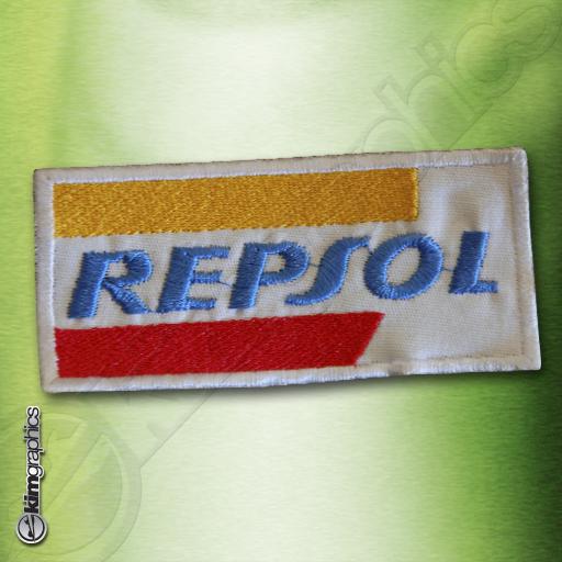 Patch Repsol 10 cm