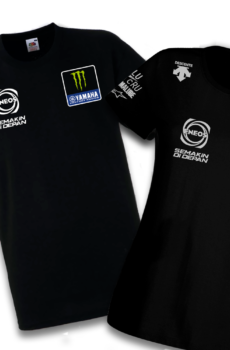Tshirt Monster Energy Yamaha Factory Team
