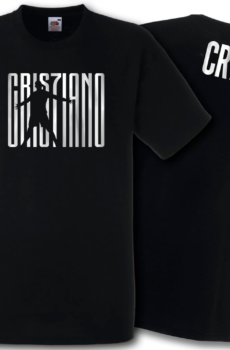 T-Shirt uomo CR7
