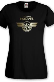 T-Shirt Captain Marvel