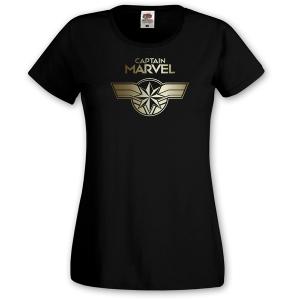 T-Shirt Captain Marvel