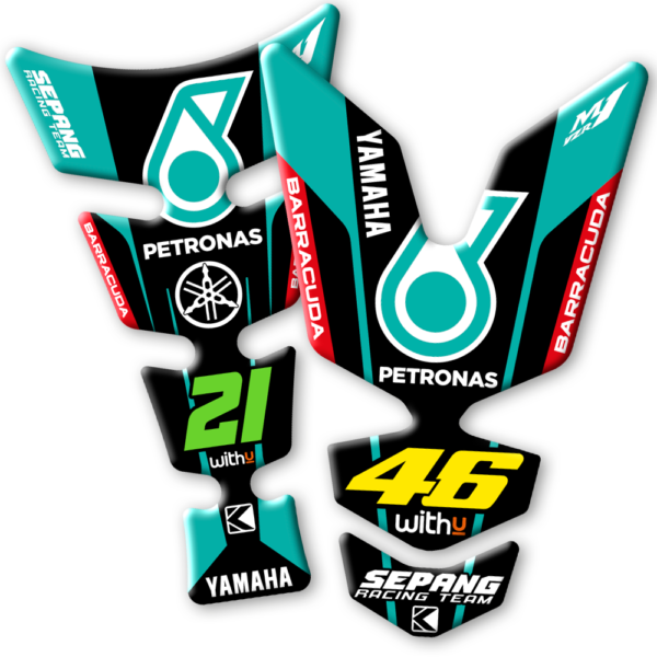 Paraserbatoio Yamaha SRT piloti